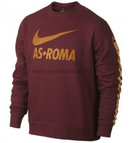 AS Rom Club Core Pullover