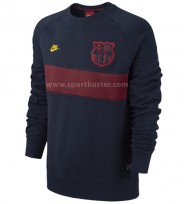 Barcelona AW77 LS Crew Sweater