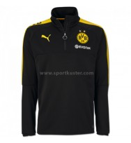 Borussia Dortmund 1/4 Trainings Zip Shirt