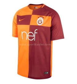 Galatasaray Heim Trikot