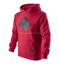 Manchester United Boys Graphic Hoodie