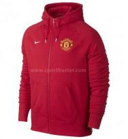 Manchester United AW77 Authentic FZ Jacke