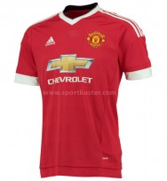Manchester United Home Jersey 15/16