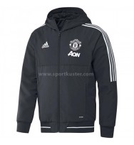 Manchester United Training Präsentations Jacke