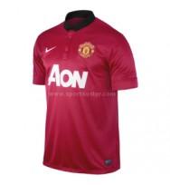 Manchester United Home Trikot