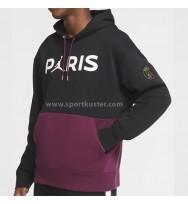 Paris Saint-Germain Fleece Hoodie Pullover