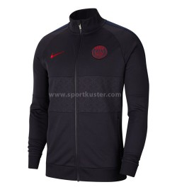 Paris Saint-Germain Full Zip Jacke