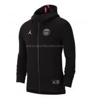 Paris Saint-Germain Full Zip Hoodie Jacke
