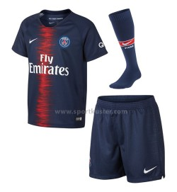 Paris Saint-Germain Heim Kinder Set