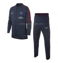 Paris Saint-Germain Dri-Fit Squad Trainings Anzug