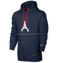Paris Saint-Germain Kapuzen Pullover