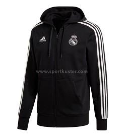 Real Madrid 3-Streifen Jacke