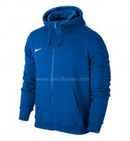 Nike Team Club Full-Zip Kapuzen Jacke
