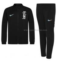 Nike Dri-FIT Kylian Mbappé Strick Fußball Trainingsanzug