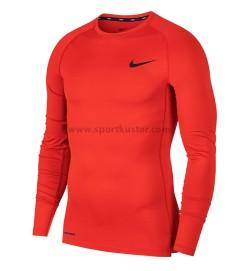 Nike Pro Langarm-Top