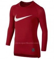 Nike Pro Cool HBR Compression LS Kinder Shirt