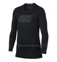 Nike Pro Langarm Comp Kinder Shirt