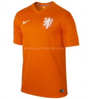 Holland Home Trikot 14/15
