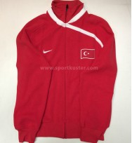 Türkei Authentic N98 Track Jacke Rot
