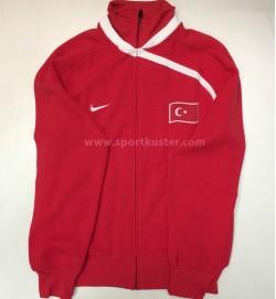 Türkei Authentic N98 Track Jacke Rot