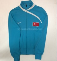 Türkei Authentic N98 Track Jacke Türkis