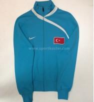 Türkei Authentic N98 Track Jacke Türkis