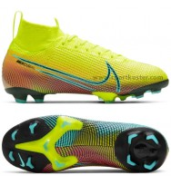 Jr Mercurial Superfly VII Elite MDS FG