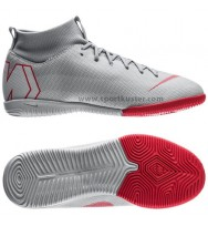 Jr Mercurial Superfly VI Academy IC Raised On Concrete