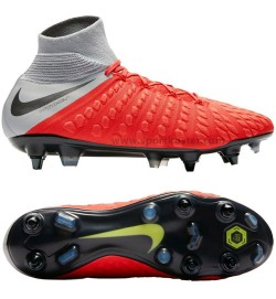 Hypervenom III Elite DF SG-PRO Anti-Clog Raised On Concrete