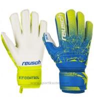 Reusch Fit Control SG Finger Support Kinder Torwart Handschuhe